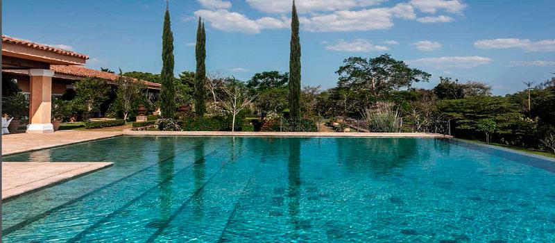 Palimanan marcio piscinas - Agua de piscina verde ...